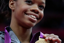 2012 Olympics-Gabrielle Douglas / by Sista's Keeper