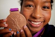 2012 Olympics- Lia Neal / by Sista's Keeper