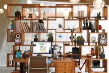 Workspace / by Janet Middleton