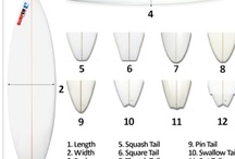 Board Size Chart / Pick the right boards for your favorite water sport. / by SurferToday.com