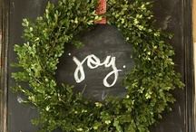 holidays & seasonal / by Marielle Casanova