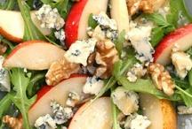 i heart salads... / by Marielle Casanova