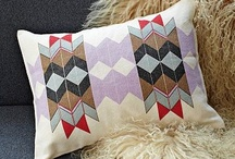 Throw Pillows / by Hannah Allen