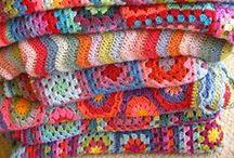 Crochet (aka Arthritis) / Crochet. Plain and simple. Not knitting. Crochet. One hook, yarn, and an arthritic hand. ;) Therapy. / by Ellen Losew