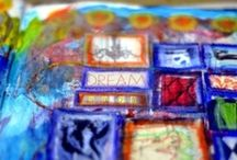Art Journaling/Sketchbooks / by Alicia Miller