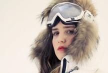 Snow Bunny / by Maria Trien