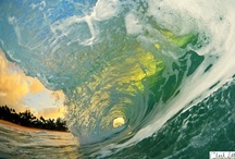 Ocean views / Waves, and other interesting ocean surface stuff / by Tess Frost
