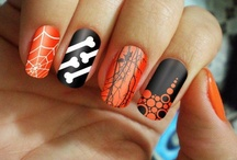 Nail Art - Halloween / by The BeautyClutch