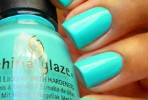 China Glaze Nail Polish Swatches / by The BeautyClutch