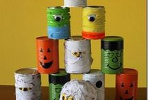 Halloween Birthday party / by Stacy Barbagallo