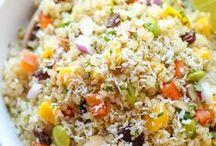 quinoa! / by Leana Corry