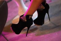 C*R*A*Z*Y about {Shoes} / by Ashley Barnett