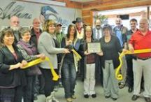 Ribbon Cuttings / A celebration of Custer businesses.  / by Custer County Chronicle