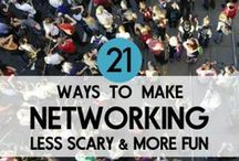 Key to Networking / Have a conversation and network your way to your dream job. / by UMD Career & Internship Services