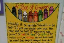 Classroom Ideas / by Karen Carino
