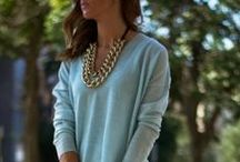 Casual Chic  / Chic fashion, women apparel, summer wear, day wear, street style, elegance, daily wear / by Riya Varma