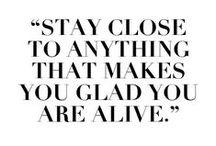 Words / by Ciera Highsmith