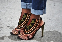 DIY Shoes / by Melana Orton
