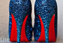 SHOES! / by Tricia Kimbrough