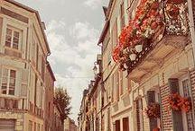 Places- France / by Ciera Highsmith