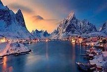 Places- Norway / by Ciera Highsmith