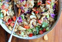 Salad/soup night / Food and meal planning  / by Jael Jaffe