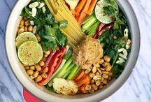Noodle/stir fry night / Food and meal planning  / by Jael Jaffe