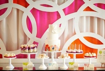 Party decor / by Paula Biggs for Frog Prince Paperie