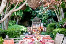 tablescapes / by Verbena Cottage
