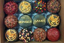 Hunger Games stuff! / by Cheyenne Puetz