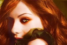 Kissed By Fire <3 / by Suzy Redfern