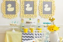 Frog Prince Paperie Parties / The party portfolio of inspirational party shoots from Frog Prince Paperie / by Paula Biggs for Frog Prince Paperie
