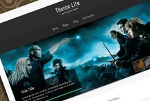 Amazing Free Wordpress Themes #wordpress / #wordpress #free #themes / by allXnet allxnet