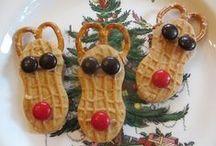 Christmas Cookies & Christmas Treats for Kids - Prima Princessa / Prima Princessa has made lots of fun, easy and tasty Christmas  cookies and Christmas treats for kids.  / by Prima Princessa