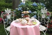 Prima Princessa Tea Party Ideas / Have fun at tea parties with your kids! Great tea party ideas for kids and beautiful teapots. / by Prima Princessa