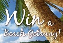 Beach Giveaway Getaway / We teamed up with On Air with Ryan Seacrest to bring you five chances to win your ultimate beach vacation. #BeachGiveaway / by CheapCaribbean.com