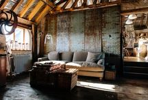 Lovely Living Rooms / Inspiring Living Rooms using salvage, antiques, reclaimed materials, reuse, vintage and retro.  / by Salvo Fair