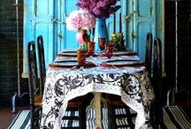 Delicious Dining Rooms / by Salvo Fair