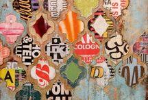 Wonderful Wall coverings / by Salvo Fair