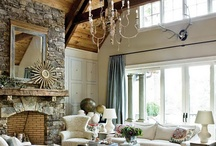 family room / by Marla McKinney