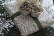 paper and wrapping / by Marla McKinney