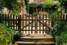 home - gardens / by Sandra
