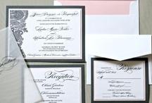 Wedding Invitations / by invitesbyjen