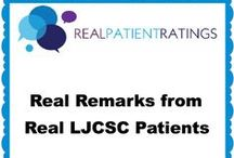 Real Patient Ratings / Real reviews from real patients - see what they have to say! / by La Jolla Cosmetic Surgery