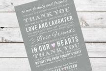 Wedding DIY Printables / by invitesbyjen
