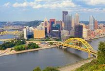 "Pittsburgh / Pittsburgh the new ""It"" city http://www.augustuscollection.com/pittsburgh-new-city/ / by Augustus Collection"