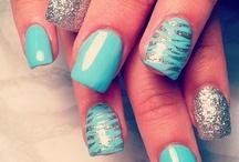 Nails-Nails-Nails / by Nicole Strobel