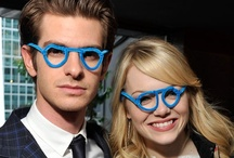 Geek Glasses / Preek! It's the new beauty geek chic! / by Grazia Magazine