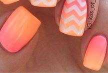 Nails / by Amanda Pendergrass