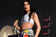 Jessie J Style / by Grazia UK